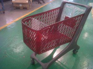 Cestello carrello supermercato